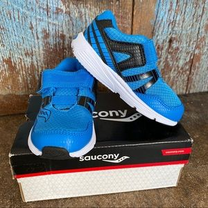 Saucony Ride Pro Blue Sneakers